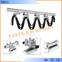 Wholesale Steel Rail Festoon Trolley Cable Carrier H Beam Trolley For Crane W35MCL-120 from china suppliers