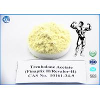 Buy cheap Yellow Raw Powder Steroids 10161 34 9 Trenbolone Acetate For Bodybuilding from wholesalers