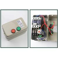 Wholesale Built - In Magnetic Motor Starter Overload Protection For Air Compressor Start from china suppliers