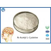 Wholesale Raw N Acetyl L Cysteine Supplement Powder , CAS 616 91 1 Nac Natural Supplement from china suppliers