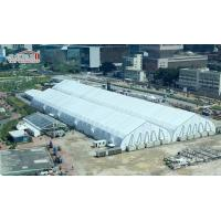 Wholesale Heat Resistant TFS Tents 40 x 90 M With Fire Retardant White PVC Fabric For Events from china suppliers