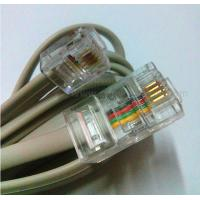 Buy cheap RJ45-RJ11 Cat5e Patch Cords 2cores Copper 24awg Patch Cables Networking Voice Patch Cordy from wholesalers