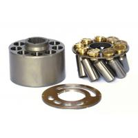 Hydraulic Piston Pump Parts In Copper / Steel , Low Loss And Low Noise