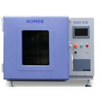 Wholesale Bench Top Small Lab Drying Oven Electric Chemistry Hot Air Circulating Fan from china suppliers