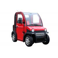 Wholesale Four Wheels Electric Vehicle Car , 60V 2800W 2 Passenger Automatic Electric Car from china suppliers