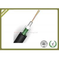 Buy cheap GYXTW Outdoor Fiber Optic Cable 8 Cores PE Jacket For Duct / Aerial from wholesalers