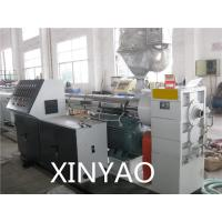 Wholesale Automatic Single screw PPR Pipe Extrusion Line / Plastic Extrusion Machinery from china suppliers