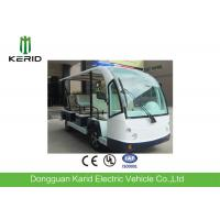 China Eco Friendly Design Low Noise 8 Passenger Seats Electric Sightseeing Bus With Horn Speaker For Amusement Park on sale