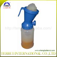 Wholesale Plastic LDPE Foamer Teat Dip Cup For Livestocks from china suppliers