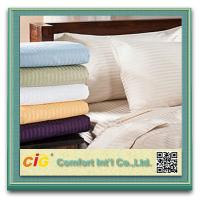 Wholesale Polyester / Cotton Hotel Bed Sheet Sets Home Textile Microfiber Printing from china suppliers