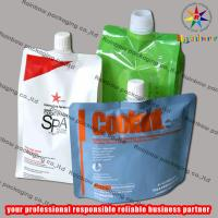 Wholesale Mylar Plastic Spout Pouch Packaging from china suppliers