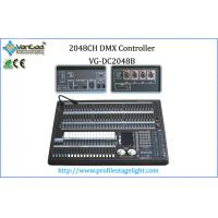 China 2048CH Lighting Control Console DMX Controller Pearl 2010 DMX Computer Control Device on sale