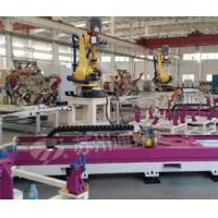 Wholesale Pink Welding Industry Robot 7 Axis , High Precision Robot Linear Track from china suppliers