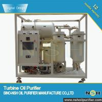 Wholesale Vacuum Turbine oil filterimg equipment, Oil Purifier, remove emulsified water and impurities, 600LPH-18000LPH from china suppliers