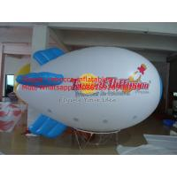 Wholesale inflatable blimp inflatable balloon helium blimp helium balloon inflatable airship from china suppliers