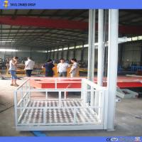 Buy cheap Low Pirce Running Economical Light Duty Wall Mounted Electric Hydraulic Goods Lift Platform from wholesalers