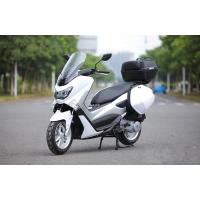 Wholesale Air Cooled Adult Motor Scooter 85KM / H Max Speed With Hydraulic Shock Absorber from china suppliers