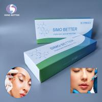 Quality hyaluronic acid dermal filler buttocks enlargement Competitive Price Safety dermal filler for sale