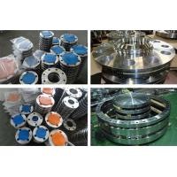 Wholesale Normalizing Tempering Forged Steel Rings Rolled Flange ASTM EN DIN GB from china suppliers