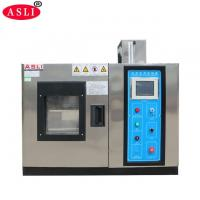 China Programmable Benchtop Temperature Humidity Chamber For Electronics And Auto Parts on sale