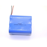 Wholesale Samsung18650 11.1 Volt Small Lithium Ion Battery 6000mAh from china suppliers