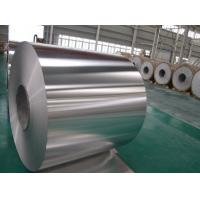 Quality Welded Structures Aluminium Foil Roll , Steering Plates Household Aluminum Foil for sale