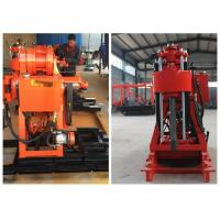 Buy cheap 180M Core Drilling Rigs / Hydraulic Exploration Water Well Drilling Machine from wholesalers
