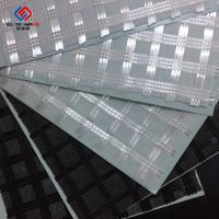 Wholesale Reinforcement Warp Knitting Fiberglass Geogrid Composite Geotextile 50 Kn - 300 KN from china suppliers