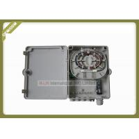 Buy cheap Fiber Terminal Box 8 Cores , Fiber Optic Ftth Distribution Terminal Box with from wholesalers