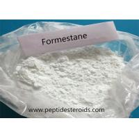 Buy cheap CAS 566-48-3 Anti Estrogen Steroids 99% Formestane Lentaron Powder Treating from wholesalers