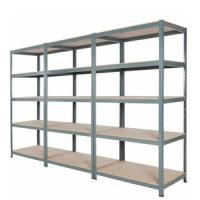 China 5 Tiers Metal Long Span Bulk Storage Shelving For Pharmacy Industry on sale