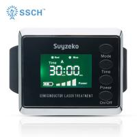 Wholesale Soft Iaser Therapy Watch Laser Therapy To Reduce High Blood Pressure High Cholesterol from china suppliers