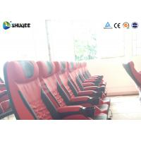 Quality Simulator Effect 4D Cinema Equipment Customized Outside Model Different Color for sale