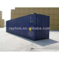 China new 40ft shipping container ,red clor ,steel,dalain,qingdao,shanghai,ningbo etc on sale