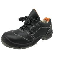 Wholesale Heat Resistant Industrial Work Boots Second Layer Leather Slip On Steel Toe Shoes from china suppliers