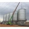 Buy cheap Great volume popular TCK series hopper bottom galvanized steel rice paddy from wholesalers