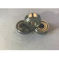 Buy cheap ABEC-3 Precision Steel Ball Bearings , Grooved Roller Bearing Single Row from wholesalers