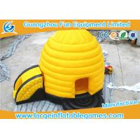 Wholesale Exciting Air Castles Inflatables Honeycomb Bouncer For Innovative Games from china suppliers