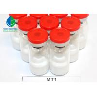 Wholesale Tanning Injections Human Growth Hormone Peptide Melanotan - 1 White Powder from china suppliers