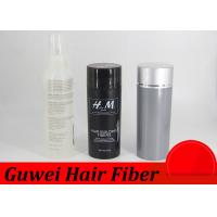 Wholesale Bulk Keratin Hair Building Fibers , Natural Hair Products For Thin Hair from china suppliers