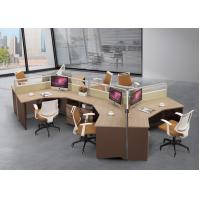 Wholesale 30mm Partition Panel Office Workstation Desk T3 Partition Model Avoiding Sharp Edge from china suppliers