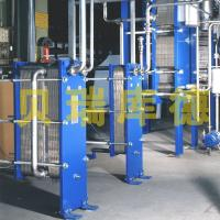 Wholesale HRSB Brand  Various kinds AISI 304 plate type industry gasket plate heat exchanger hot sale use widly in central heating from china suppliers
