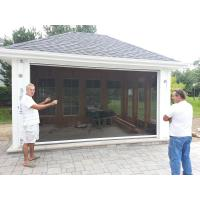 Buy cheap Insect prevention extra large size garage door insect screens from wholesalers