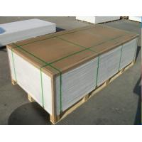 Wholesale Energy Saving Rigid PVC Sheet Scratch Resistant Smooth Surface For Furniture SGS from china suppliers