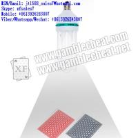 Buy cheap XF lamp with camera for backside marking playing cards/Lighter scanner/marked from wholesalers