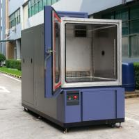Buy cheap Programmable Rapid Rate Climatic Test Chamber , Temperature Test Chamber With from wholesalers