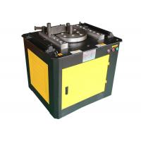 China 6-45mm Limit Switch Type Steel Rod Bending Machine Simple Safe Operation on sale