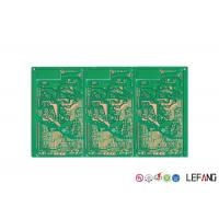 Buy cheap Multilayer High TG170 Hdi Circuit Boards OSP Surface For Industrial Mainboard from wholesalers
