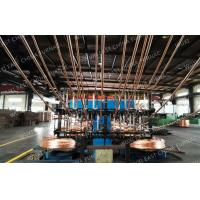 Buy cheap 8mm 14mm 20mm 30mm Copper Wire Brass Rod Upward Continuous Casting Machine from wholesalers