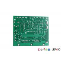 Buy cheap Green Solder Mask Multilayer Circuit Board FR 4 Base Material LF-HASL Surface Treatment from wholesalers